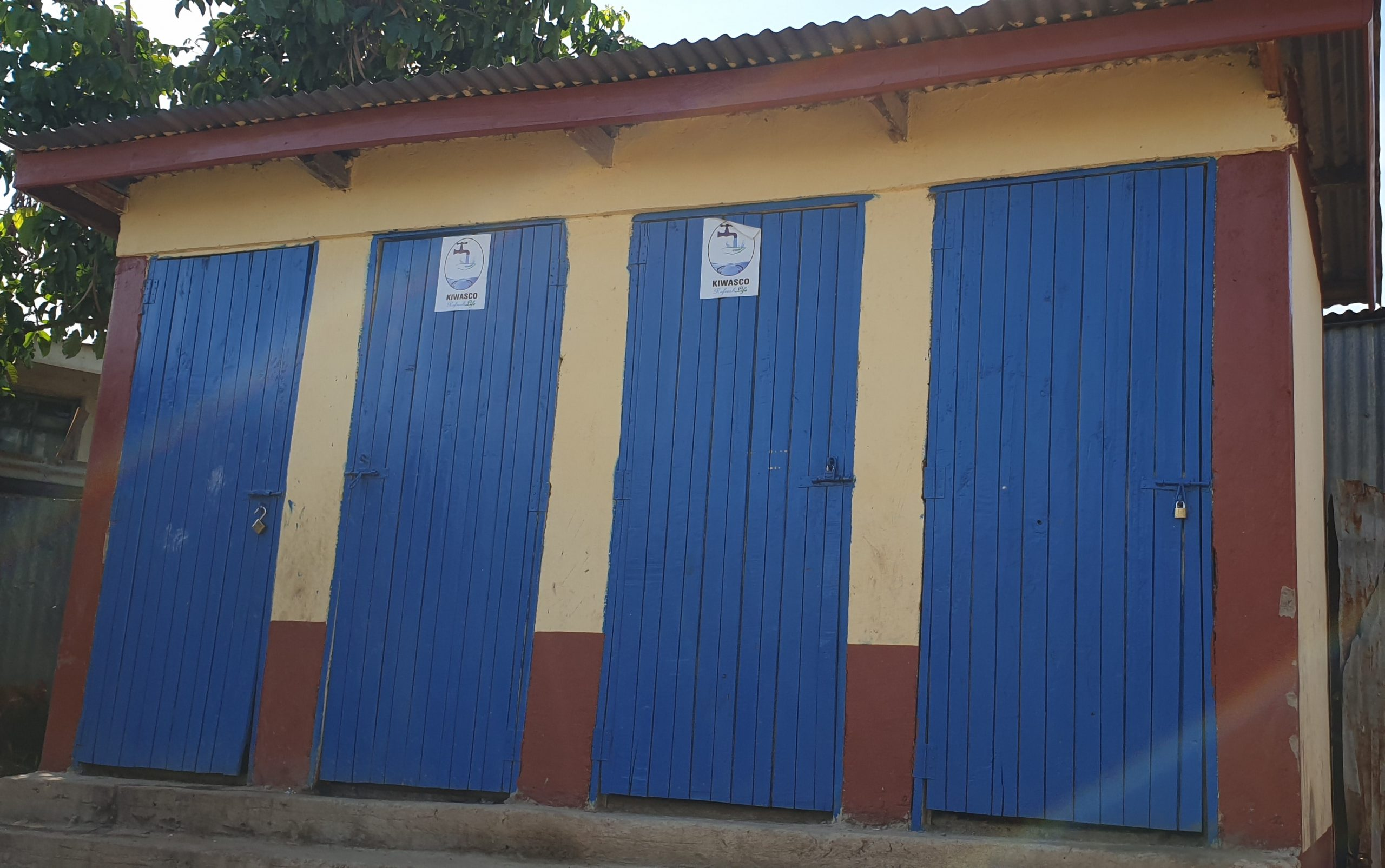 Upscaling Basic Sanitation for the Urban Poor (UBSUP)